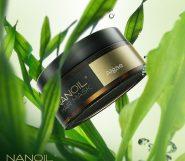 nanoil maska na włosy z algami